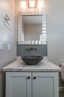 KraftMaid Ralston Maple Painted Vanity