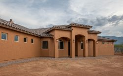 New home in South Sierra Vista