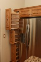 Unique Kitchen storage