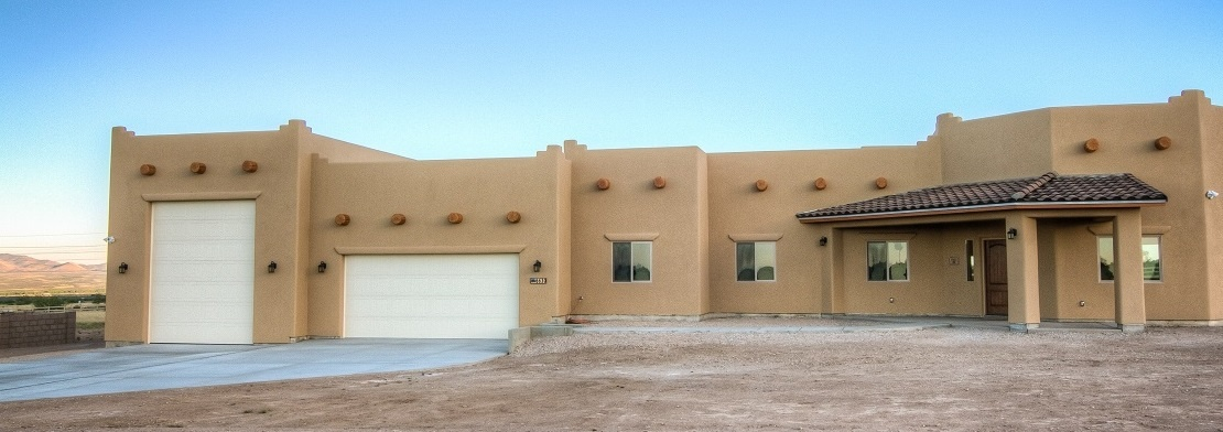 New Home Built in Hereford, AZ by Isaacson Homes
