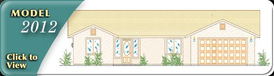 Isaacson Homes Model 2012