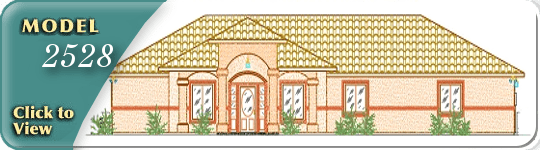 floor plan and gallery for Isaacson Homes model 2528