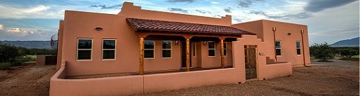 Isaacson Custom Home  2819 constructed in Palominas Arizona